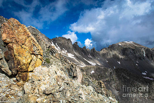 Tenmile Range by Peter Castricone