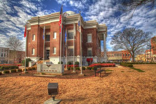 Tennessee Courthouse by Teresa Moore