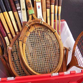 Art Block Collections - Tennis Anyone