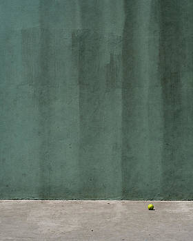 Tennis Ball by Stuart Hicks
