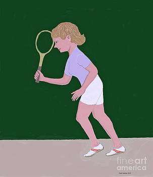 Tennis by Fred Jinkins