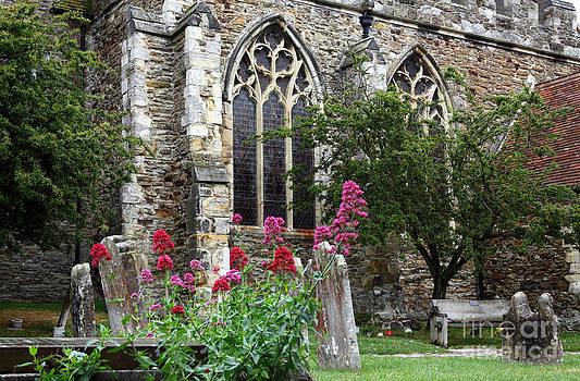 James Brunker - Tenterden Churchyard 2