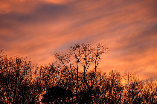 Bill Swartwout Fine Art Photography - Tequila Sunset