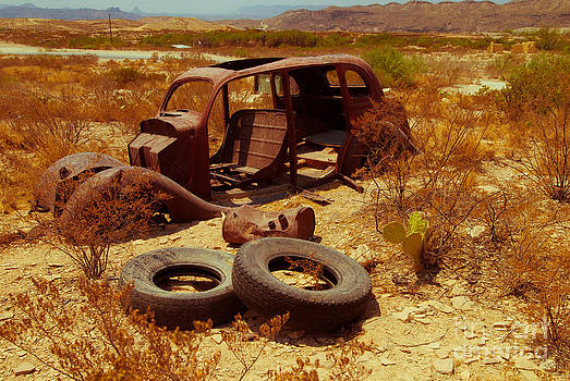 Sonja Quintero - Terlingua Tires