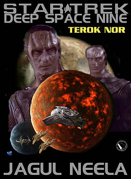 Terok Nor by Jason Hauck