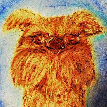 Terrier by Melissa Osborne