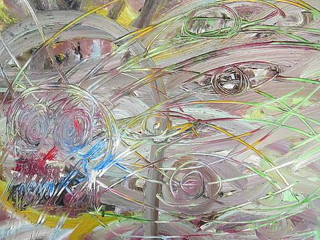 Terror In The Eyes by Forrest Kelley