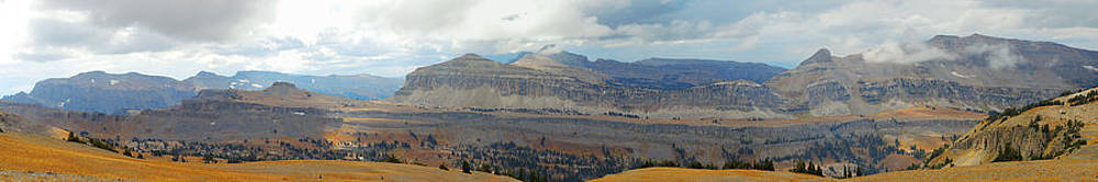 Raymond Salani III - Teton Canyon Shelf