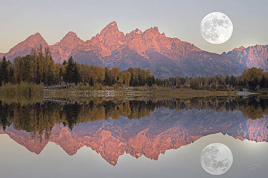 Charlene  Aycock - TETON MORNING