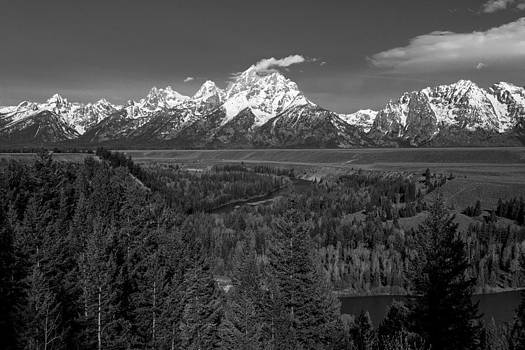 Teton Spring by Steve Burns