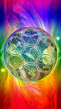 Tetra64 Polarity Earth by Derek Gedney