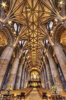 Darren Wilkes - Tewkesbury Abbey