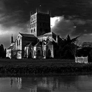 Tewkesbury Abbey by Martin Billings