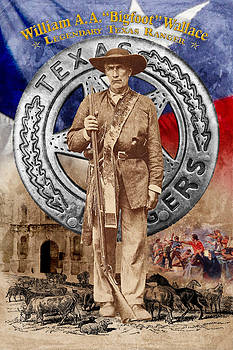 Texas' Braveheart by Robert Hudnall