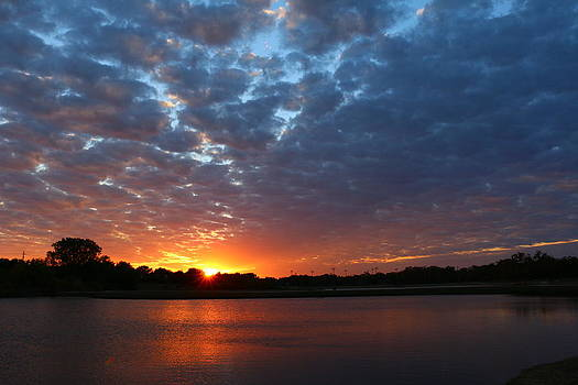 Texas Sky by David Bouchard