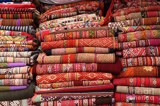 James Brunker - Textile Textures