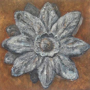 Texture Garden - Flora I by Carla E Reyes