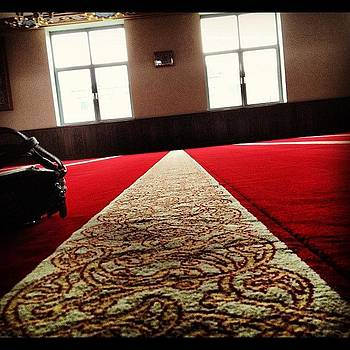 #texture #rug #room #mosque #germany by Ashley Millette
