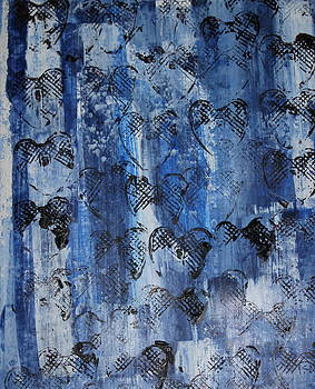 Textured Love by Akshatha Karthik