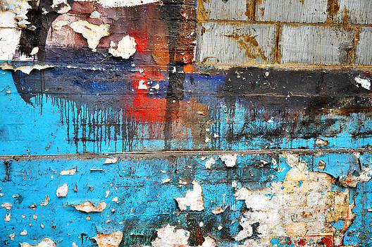 Textured wall by Quirky Jen Photos