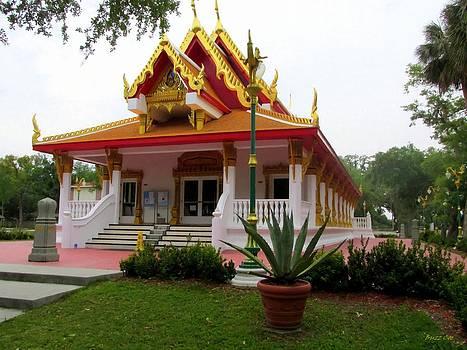 Buzz  Coe - Thai Buddhist Temple III