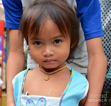 Thai girl 02 by Bobby Mandal