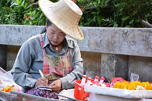 Thai sales women by Bobby Mandal