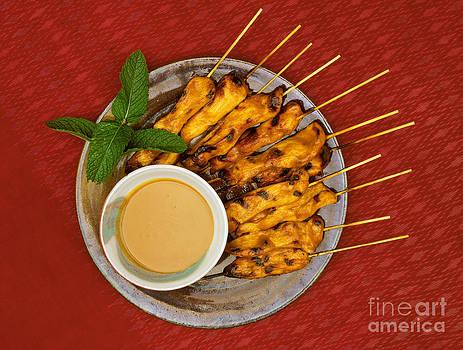 Craig Lovell - Thai Satay Chicken