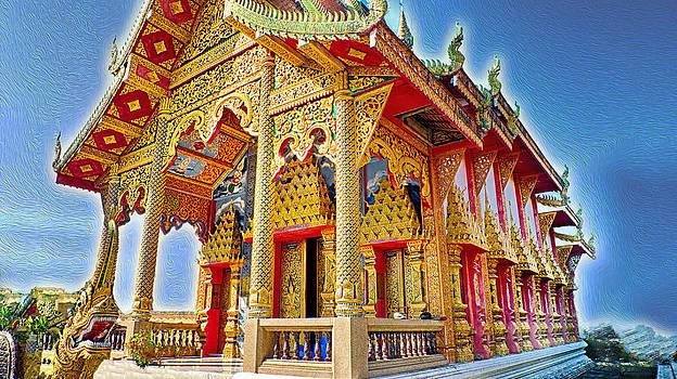 Roy Foos - Thai Temple