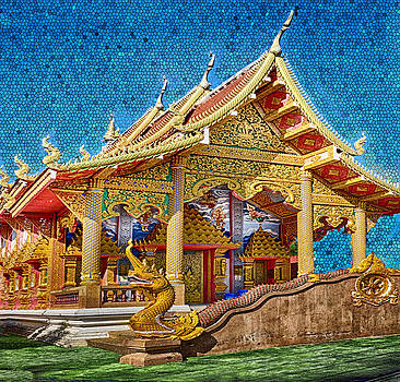 Roy Foos - Thai Temple Two