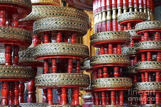 Thailand red wood furniture  by Bobby Mandal