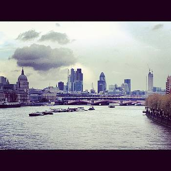 Thames View by Maeve O Connell