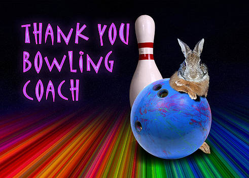 Jeanette K - Thank You Bowling Coach Bunny