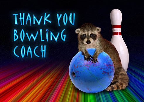Jeanette K - Thank You Bowling Coach Raccoon