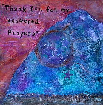 Thank you for my answered prayers by Shakti Chionis