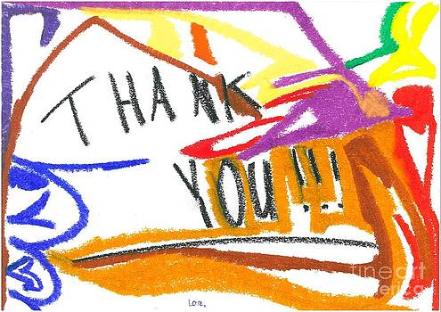 Thank You by Jacques Retief