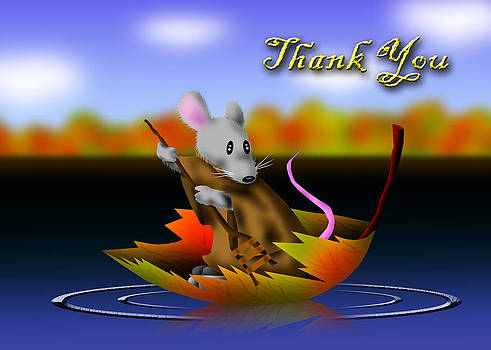 Jeanette K - Thank You Mouse