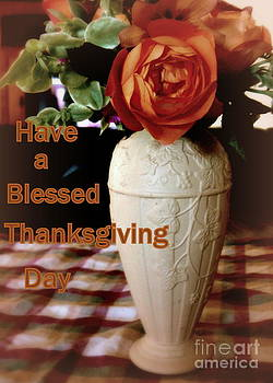 Thanksgiving Blessing by Diana Besser