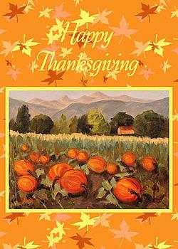 Ruth Soller - Thanksgiving card