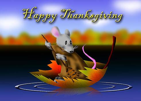Jeanette K - Thanksgiving Mouse