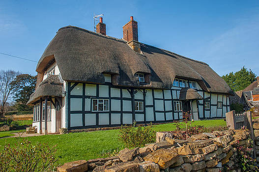 David Ross - Thatched Cottage Ashton under Hill Worcestershire