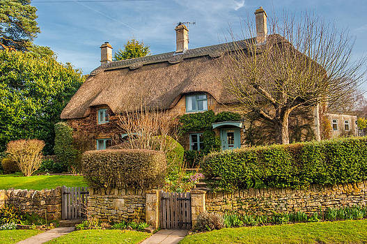 David Ross - Thatched Cottage Chipping Campden