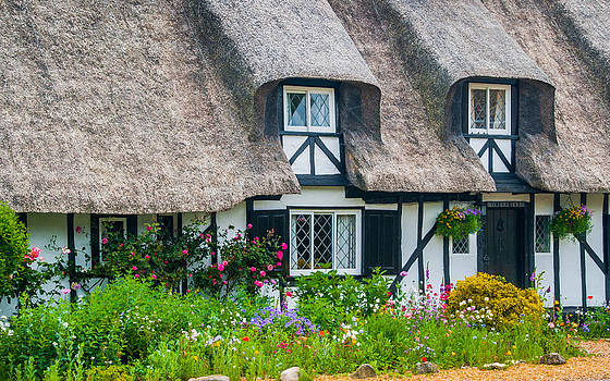 David Ross - Thatched Cottage Hemingford Abbots Cambridgeshire