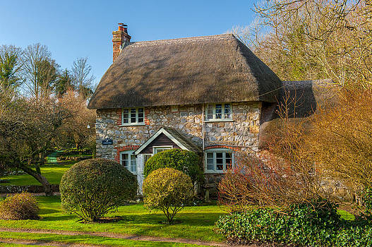 David Ross - Thatched Cottage Lockeridge Wiltshire