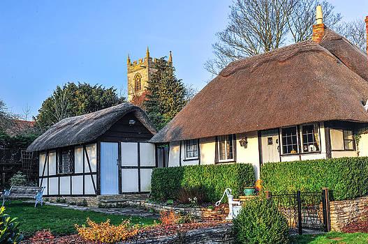 David Ross - Thatched Cottage Welford on Avon Warwickshire