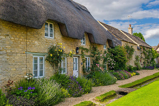 David Ross - Thatched Cottages Minster Lovell Oxfordshire