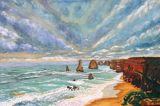 The 12 Apostles by Larry Wilkinson