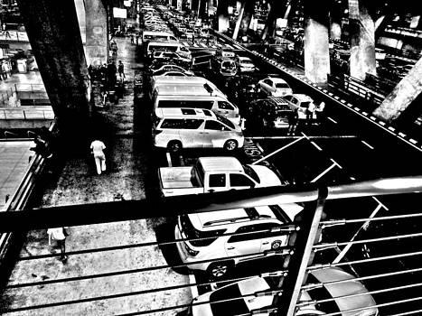 The Airport by Kornrawiee Miu Miu