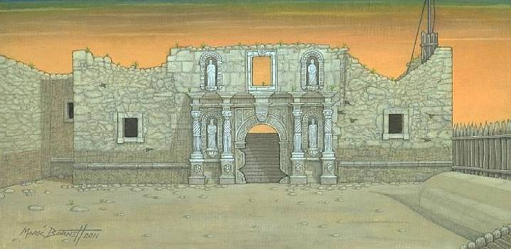 The Alamo  by Mark Barnett