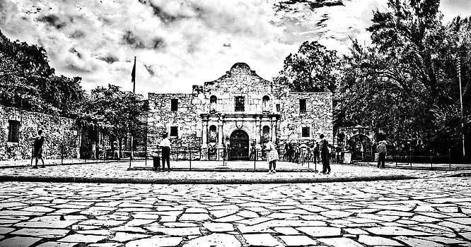 The Alamo by Thomas Kessler